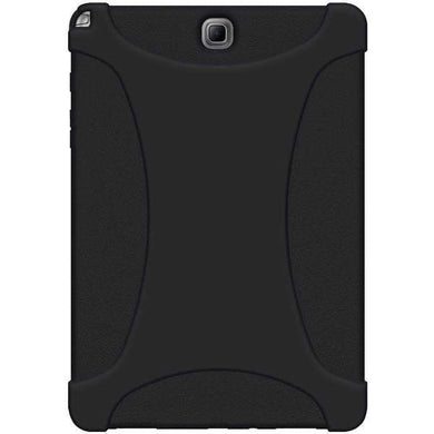 AMZER Silicone Skin Jelly Case for Samsung Galaxy Tab A 9.7 - Black - fommystore