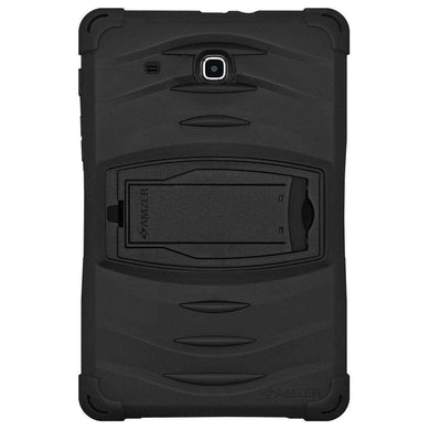 AMZER® TUFFEN Case for Samsung Galaxy Tab E 9.6 - Black - fommystore