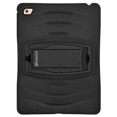 AMZER® TUFFEN Case - Black for Apple iPad Air 2 - fommystore