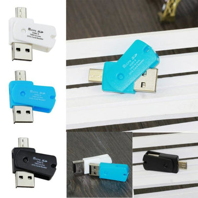 Micro SD Card Reader  | fommy