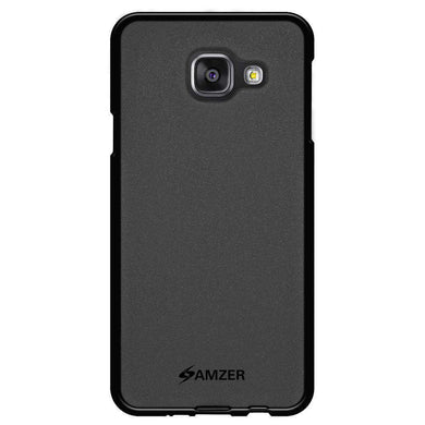 AMZER Pudding Soft TPU Skin Case for Samsung GALAXY A3 2016 SM-A310F - Black - fommystore