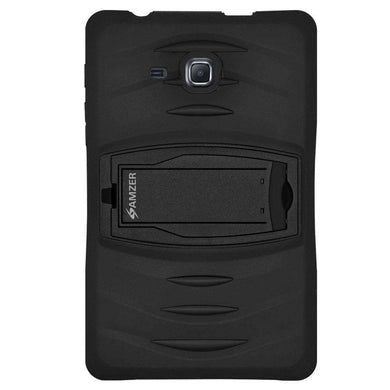 AMZER TUFFEN Case - Black for Samsung Galaxy Tab A 7.0 2016 - fommystore