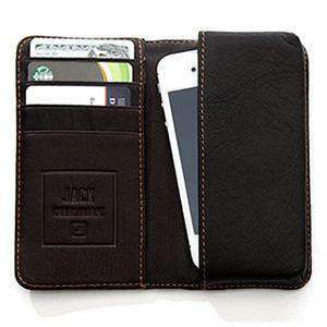 Jill E Designs Leo Smartphone Wallet - Black for iPhone 3G - fommystore