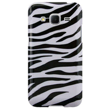 Load image into Gallery viewer, Polished Protector Case - Zebra for Samsung GALAXY Core Prime SM-G360 - fommystore