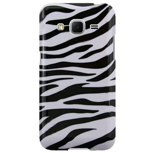Polished Protector Case - Zebra for Samsung GALAXY Core Prime SM-G360 - fommystore