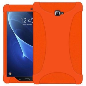 AMZER Silicone Skin Jelly Case for Samsung Galaxy Tab A 10.1 2016 - fommystore