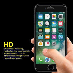 Premium Tempered Glass Screen Protector for iPhone 6 Plus - Clear - fommystore