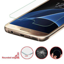 Load image into Gallery viewer, Premium Case Friendly Tempered Glass Screen Protector for Samsung GALAXY S7 - Clear - fommystore