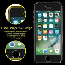 Load image into Gallery viewer, Premium Tempered Glass Screen Protector for iPhone 5 / iPhone 5s - Clear - fommystore