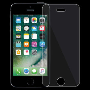 Premium Tempered Glass Screen Protector for iPhone 5 / iPhone 5s - Clear - fommystore
