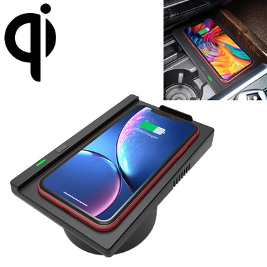 AMZER Car Qi Standard Wireless Charger 10W Quick Charging for BMW X5, BMW X6 (2014-2018)