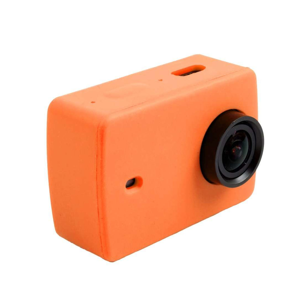 AMZER Silicone Housing Protective Case Cover Shell for Xiaomi Xiaoyi Yi II Sport Action Camera - fommystore