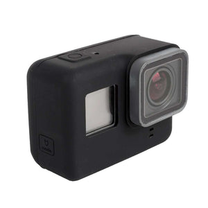 AMZER Silicone Housing Protective Case Cover Shell for GoProHERO5
