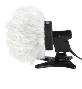 Microphone Hair Windshield, Inside Depth:  50mm - fommystore