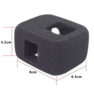 AMZER Windshield Housing Case for GoPro HERO7 Black /6 /5 - Black - fommystore