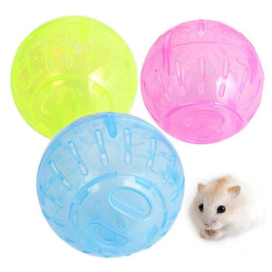 Pet Small Toy Hamster Running Ball, Random Color Delivery