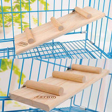 Load image into Gallery viewer, Pet Wood Toys Hamster Slide Ladder Stairs Toys for Small Pet - fommystore