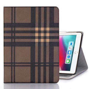 AMZER Flip Leather Flip Wallet Case With Card Slots for iPad Pro 12.9 inch 2018 - fommystore