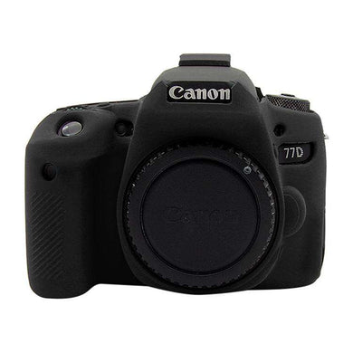 AMZER Soft Silicone Protective Case for Canon EOS 77D - fommystore