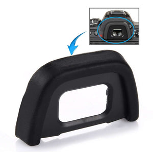 AMZER Rubber Eyecup DK-23 for Nikon D300 / D300S - Black - fommystore