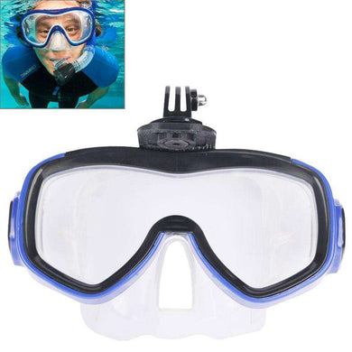 AMZER Water Sports Diving Equipment Diving Mask Swimming Glasses for GoPro NEW HERO /HERO6 / 5 /5 Session /4 /3+ /3 /2 /1 - fommystore