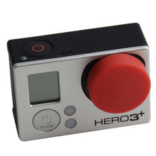 Load image into Gallery viewer, AMZER Round Shape Silicone Cap for GoPro Hero 4 / 3+ - fommystore