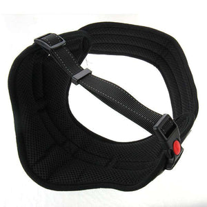 Soft Thicken Pet Chest Suspenders Dog Traction Rope, Size:Small (35-50cm) - fommystore