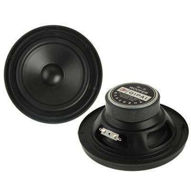 30W Midrange Speaker, Impedance: 8ohm, Inside Diameter: 4.5 inch(Black) -speaker- fommystore