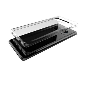 AMZER Ultra Slim Clear TPU Soft Protective Case for Samsung Galaxy S10+ - Clear - fommystore