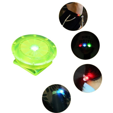 10 PCS Shoe Clip Light LED Mini Clip Light Outdoor Night Running Warning Light