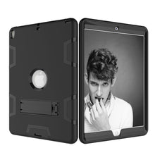 Load image into Gallery viewer, Rugged Shockproof Armor Dual Layer Hybrid Case for Apple iPad Air 10.5 2019/ Apple iPad Pro 10.5