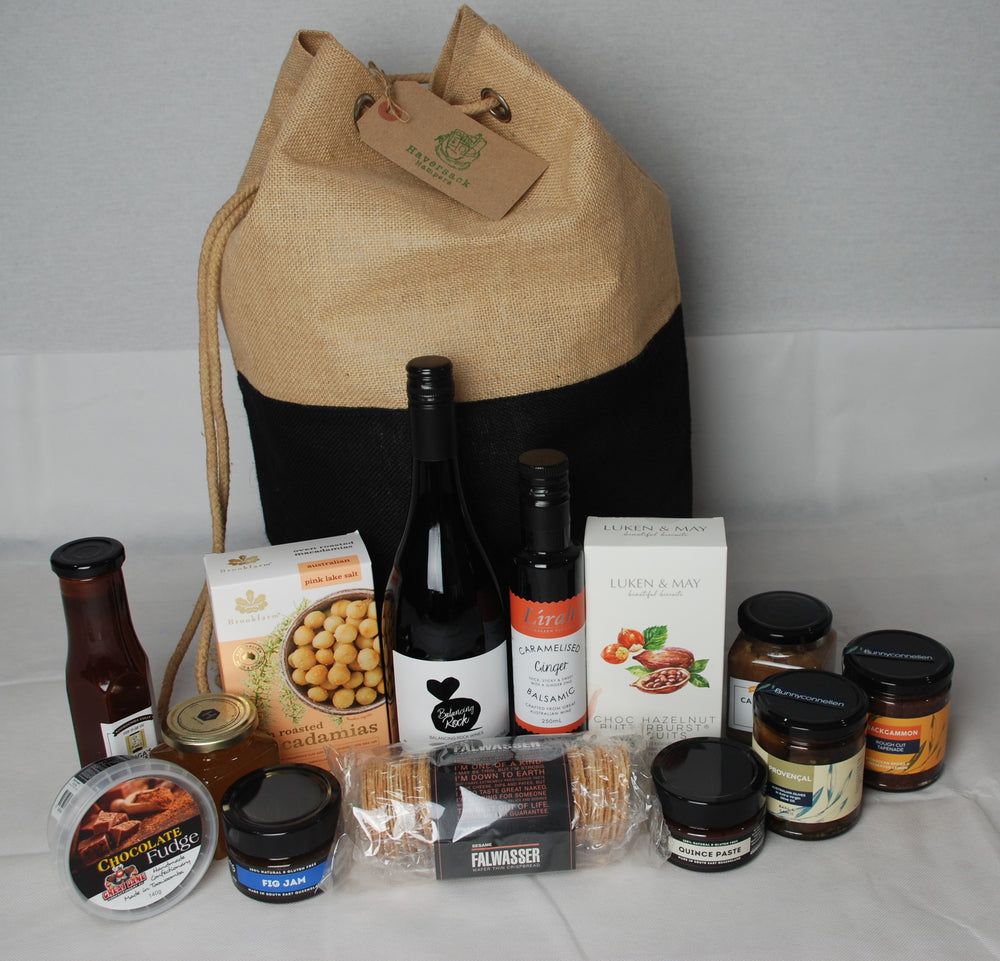 The Entertainer Hamper from Haversack Hampers Brisbane