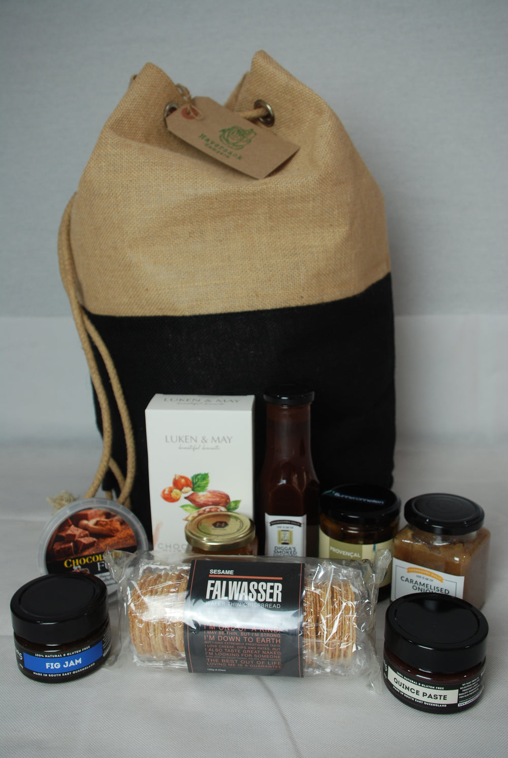 The Foodie Hamper from Haversack Hampers Brisbane