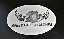 Speedtape Airlines Logo Sticker