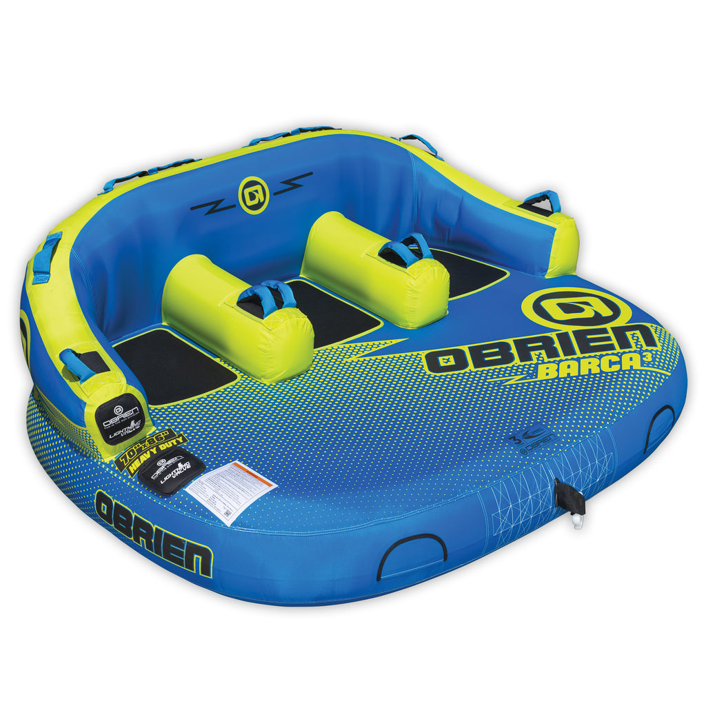 O'BRIEN BARCA 3 TOWABLE BOAT TUBE