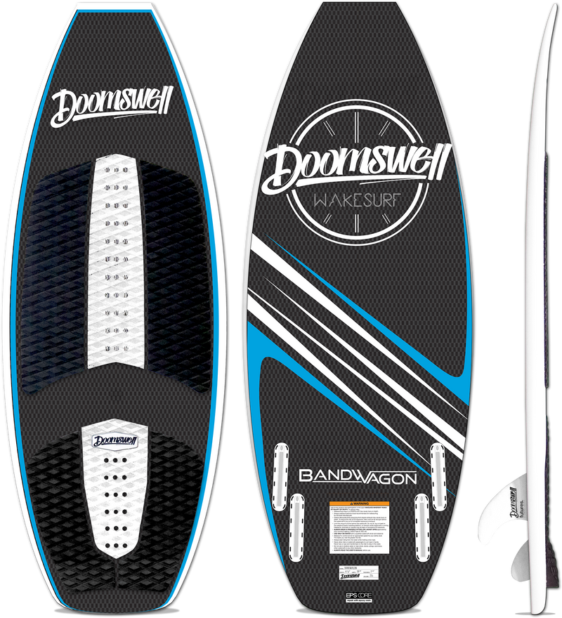 DOOMSWELL BANDWAGON CARBON