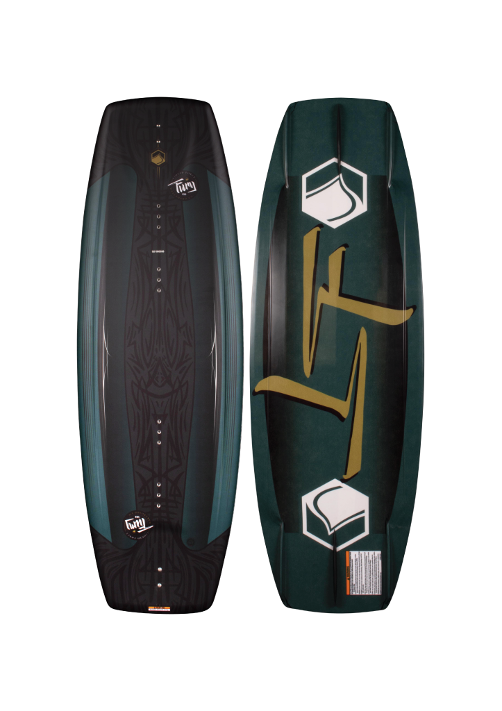 2021 LIQUID FORCE FURY WAKEBOARD