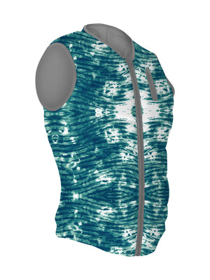2021 LIQUID FORCE BREEZE WOMEN'S COMP VEST TIE DYE (NON-CGA)