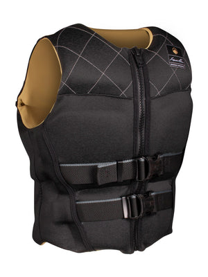 2021 LIQUID FORCE DIVA HERITAGE CGA VEST - BLACK