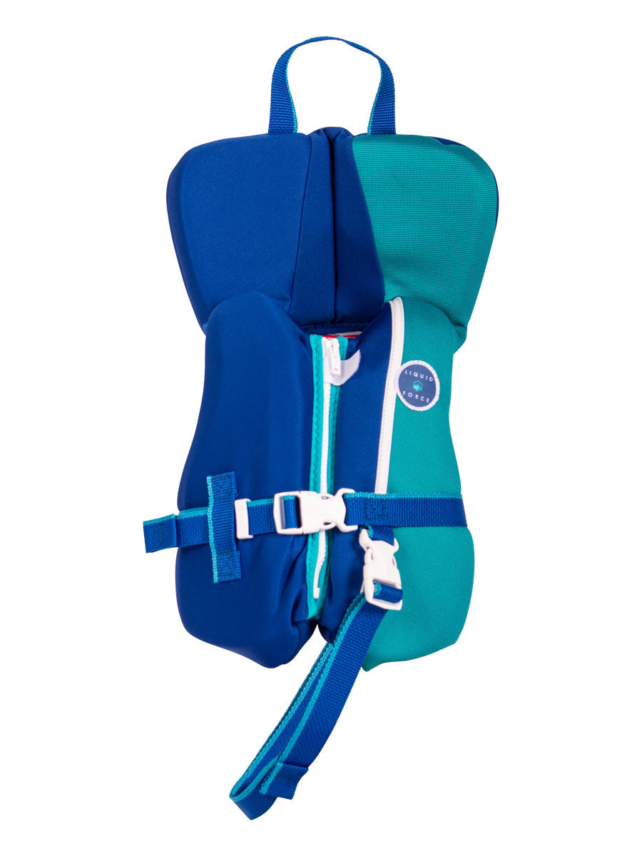 2021 LIQUID FORCE DREAM INFANT CGA VEST - 0-30LBS
