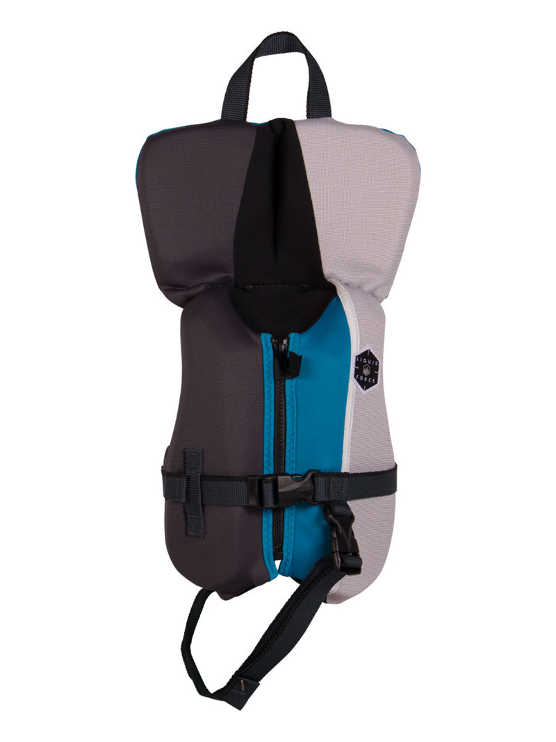 2021 LIQUID FORCE FURY INFANT CGA VEST BLUE/GREY 0-30LBS