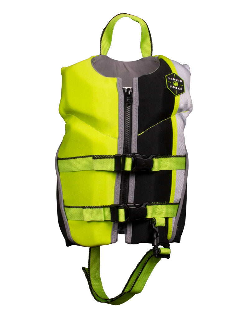 2021 LIQUID FORCE FURY CHILD CGA VEST - 33-55LBS