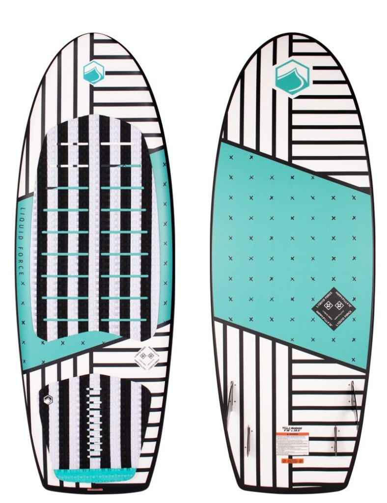 2021 LIQUID FORCE HAPPY PILL WAKESURFER - 4'10