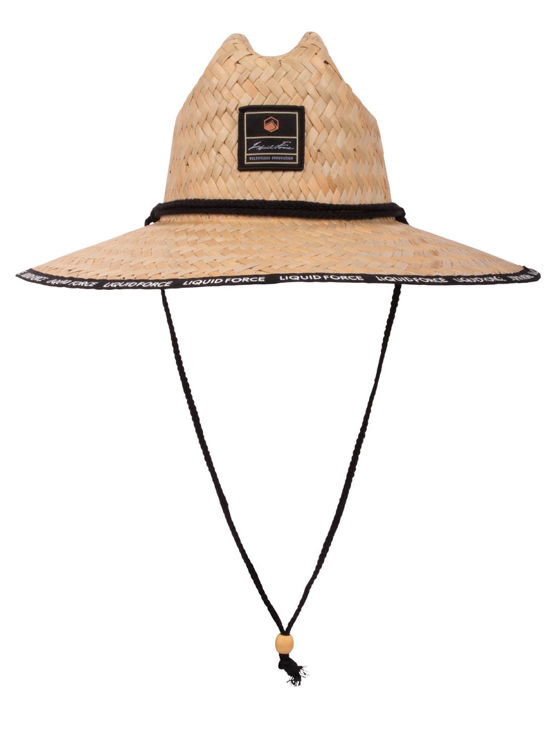 LIQUID FORCE HERITAGE STRAW LIFEGUARD HAT
