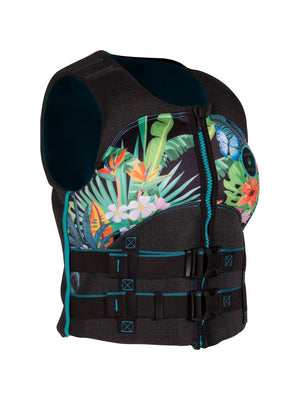 2021 LIQUID FORCE HEATBREAKER WOMEN'S CGA VEST