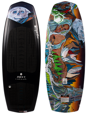 2020 LIQUID FORCE ARTIST SERIES POD WAKESURFER