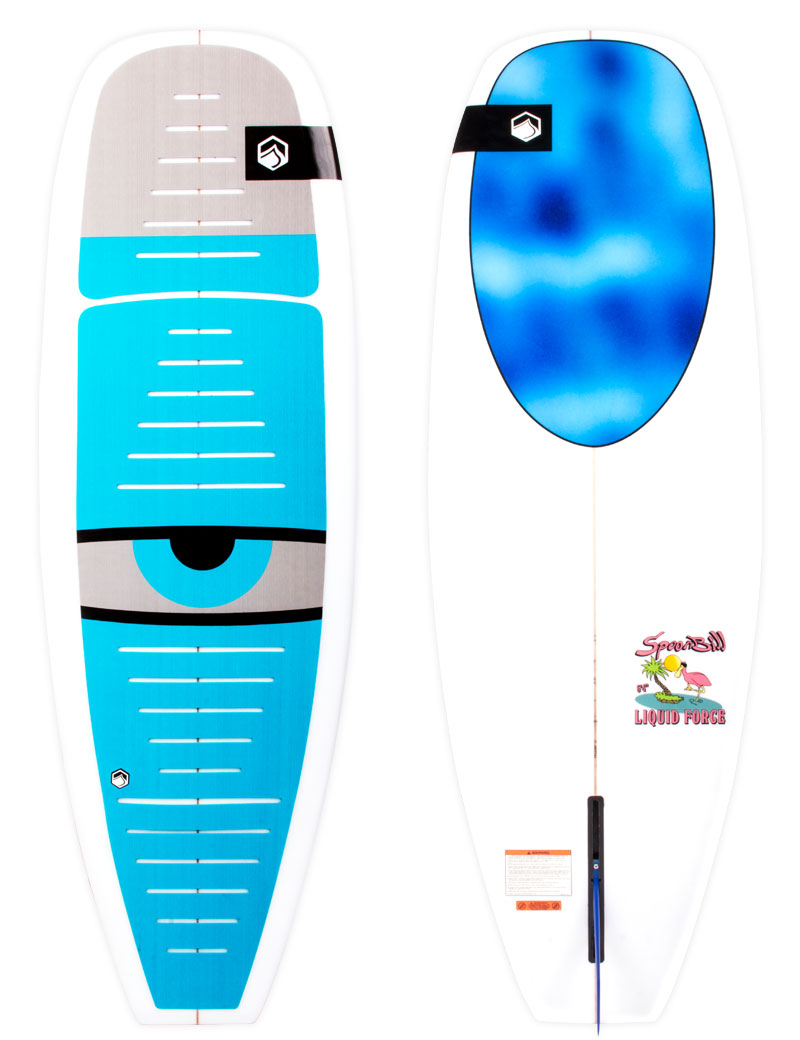 2021 LIQUID FORCE SPOON BILL WAKESURFER