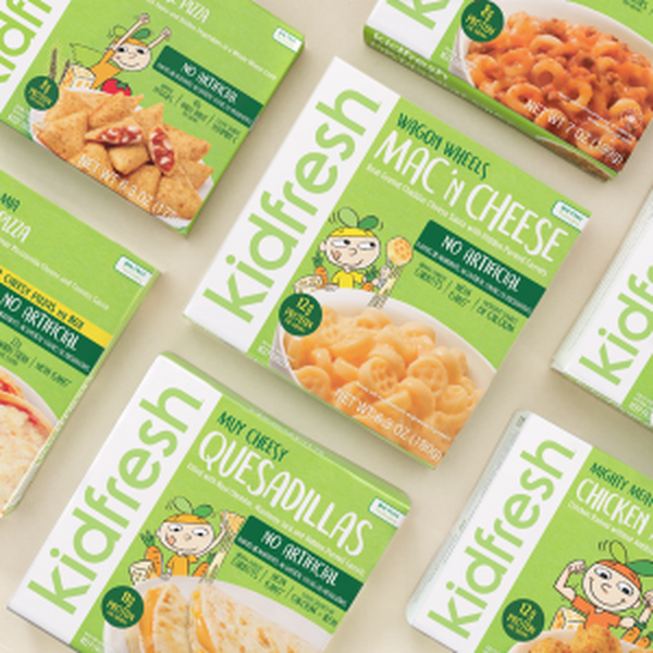 How Matt Cohen's Kidfresh Is Changing The Frozen Kids' Meals Landscape