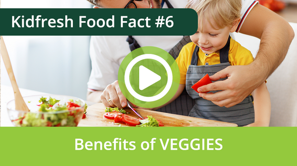 Kidfresh Foods Facts #6