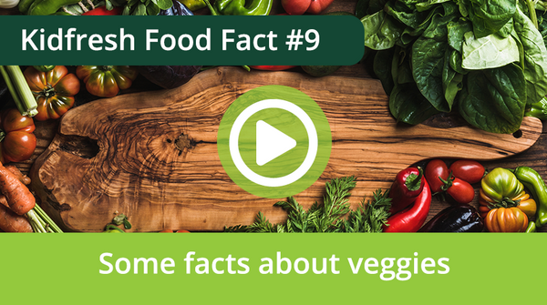 Kidfresh Foods Facts #9